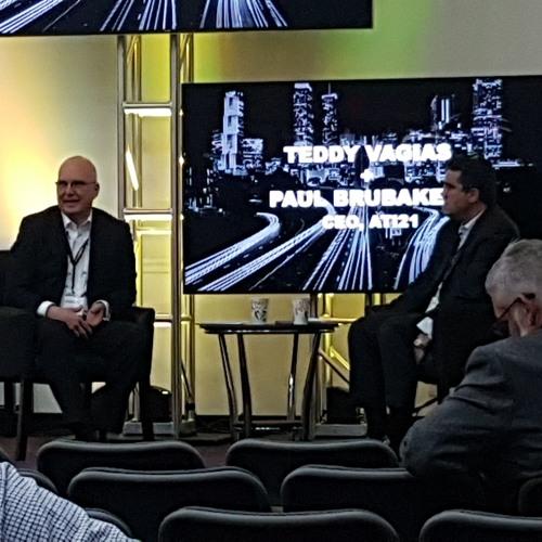 Paul Brubaker, CEO of ATI21