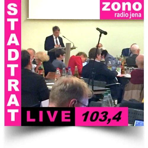 Hörfunkliveübertragung (Teil 2) der 38. Sitzung des Stadtrates der Stadt Jena am 15.11.2017