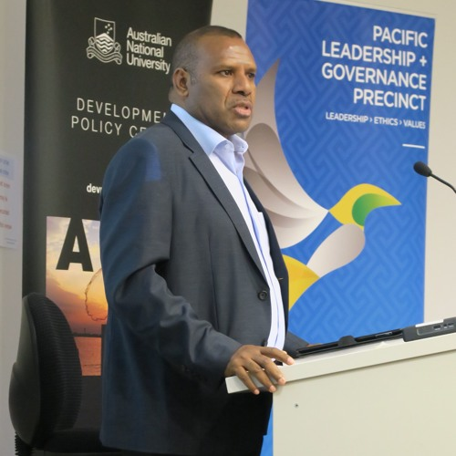 Strengthening government systems and processes in PNG: ICAC and other issues - Eric Kwa