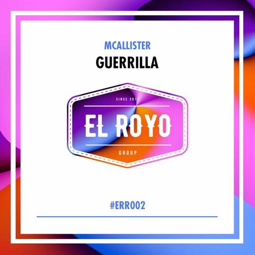 McAllister - Guerrilla (Original Mix) #ERR002