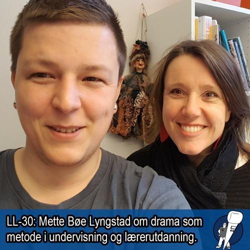 LL-30: Drama i skolen og i lærerutdanningen