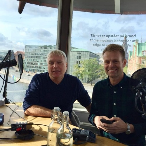 Tower Talk: Uffe Elbæk & Niko Grünfeld I Kulturtårnet