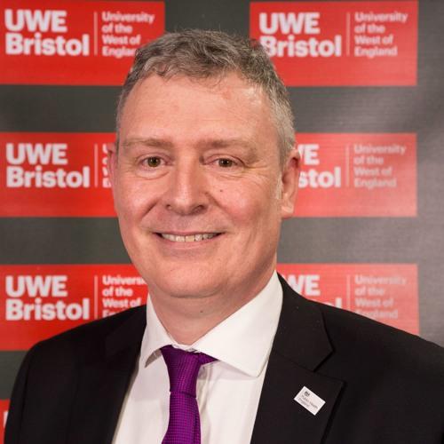 Richard Gleave, Deputy Chief Exec. of Public Health England, Bristol Distinguished Address Series