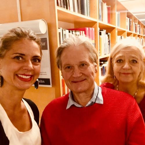 #22 Mim - med Bo Lindström