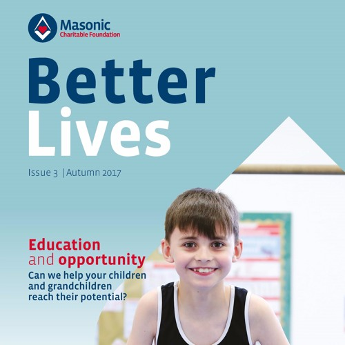 Better Lives Issue 3