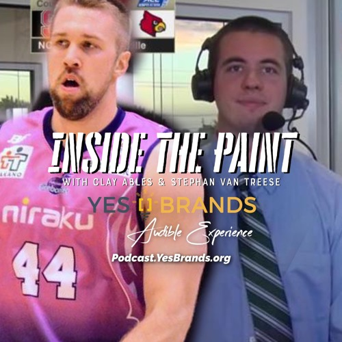 #InsideThePaint no. 1 Featuring Stephan Van Treese & Hosted By Clay Ables