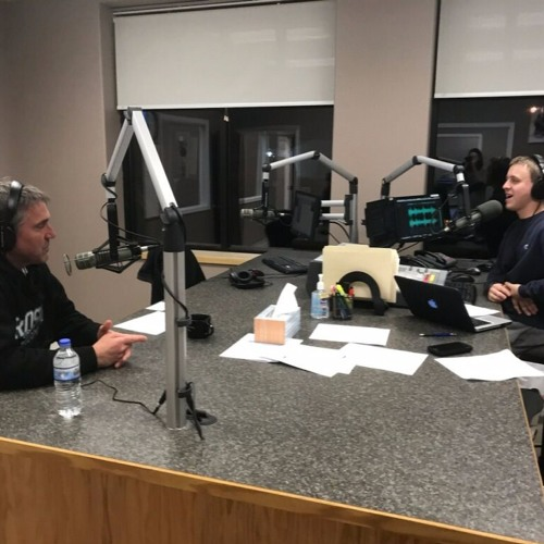 Steve Huglen joins the Roseau Rams coaches show with Greg Frank on WiLD 102