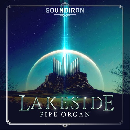 "Lakeside Organ ""All Tender Red"" by Gary James Wilson"