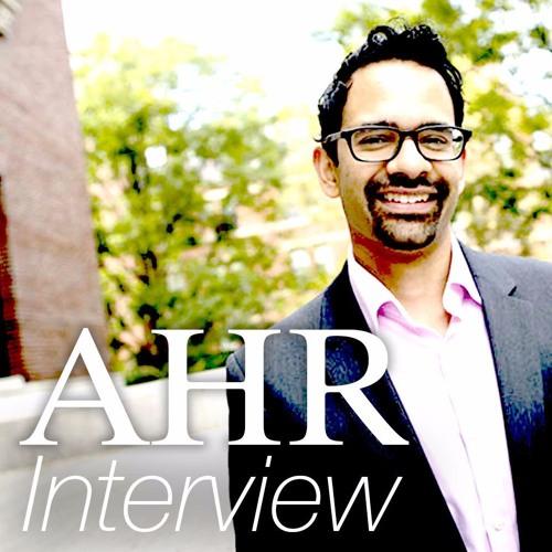 Sunil Amrith Discusses His Recent MacArthur Fellowship Award