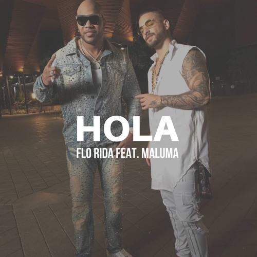 Flo Rida Ft Maluma - Hola (Jose Pimba Dj Edit)