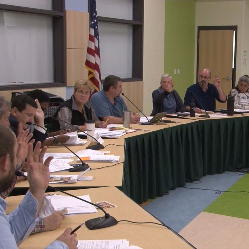 Greenfield Town Council Meeting November 15, 2017