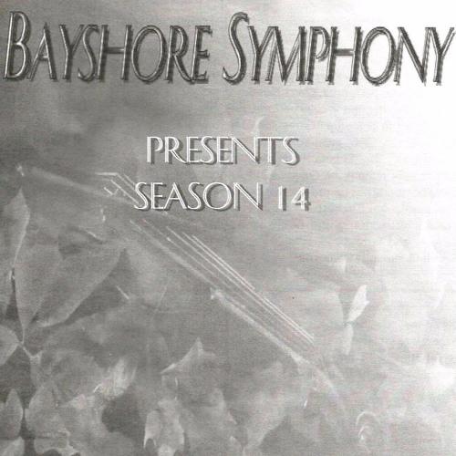 Bayshore Symphony Concert November 12, 2017