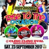 CHOICE MOVEMENTS X BASS ODYSSEY X NUHGRAIN SOUND AT CLING CLING OVAL 23RD SEPTEMBER 2017