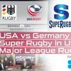 USA Eagles v Germany Preview, MLR Rumors: Martin Pengelly & Matt McCarthy
