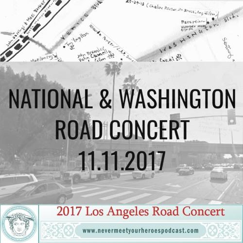 2017 Los Angeles Road Concert