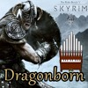 Dragonborn (TES V Skyrim) Organ Cover