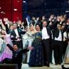 Die Lustige Witwe - Vilja-Lied; Isabel Blechschmidt (Hanna Glawari) und Opernchor