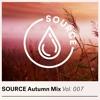 SOURCE - Autumn Mix Vol. 007 2017-11-15 Artwork
