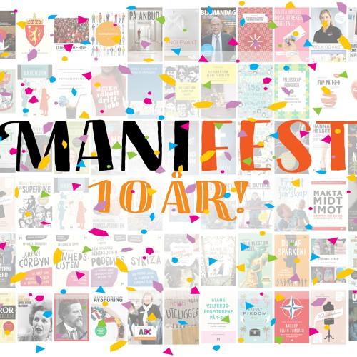 Manifest 10 år - talkshow