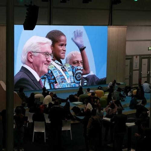 Podcasts from the Climate Change Conference COP23