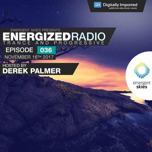Energized Radio 036 with Derek Palmer
