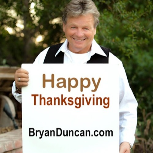 Thanksgiving With Bryan Duncan