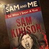 STEVE LAMAR TALKS ABOUT  HIS BOOK   SAM AND ME
