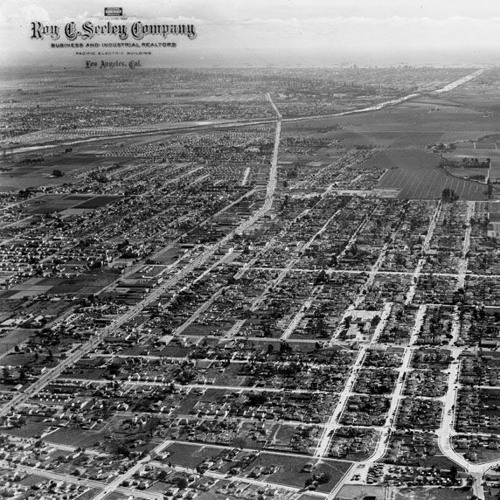 Compton, California: Hub City of History