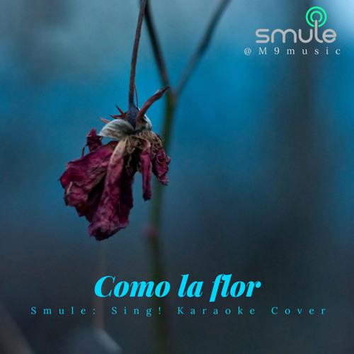 Como la Flor - Smule: Sing! Karaoke (Acoustic Cover) by M9