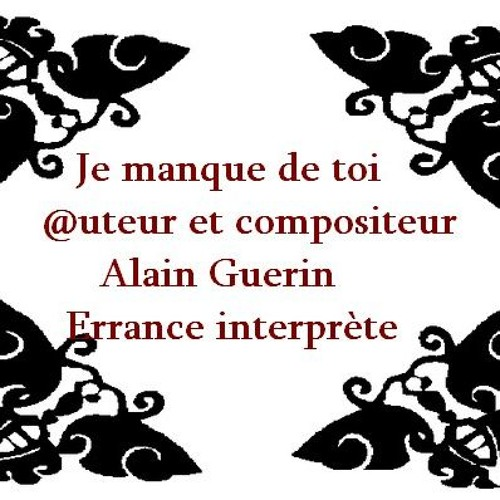 Je Manque De Toi Aguerin At Uteur Et Compositeur Voix De