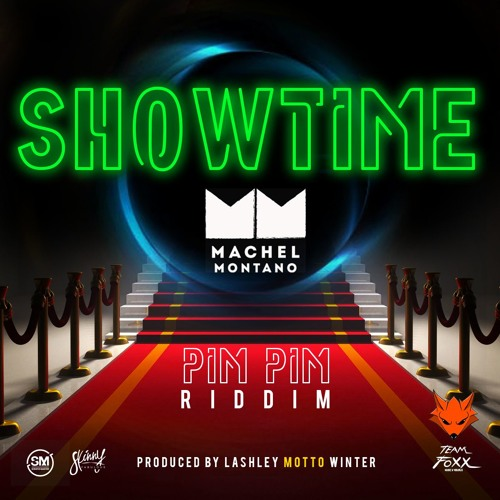 "Machel Montano: ""Showtime"""