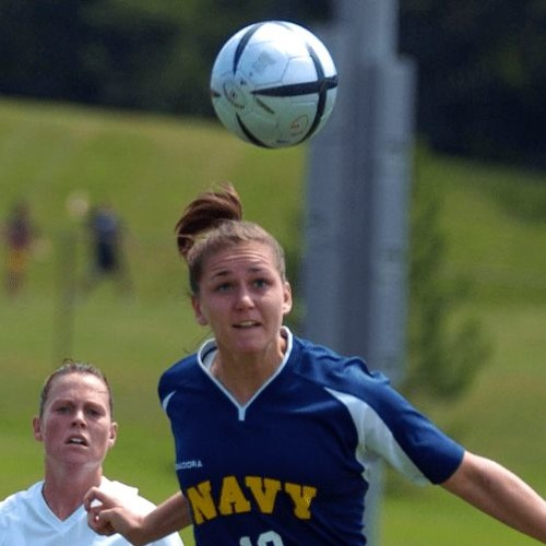 Women More Likely To Be Injured When Heading Soccer Ball