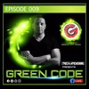 Richard Lowe - Green Code 009 2017-11-09 Artwork