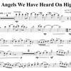Angels We Have Heard On High Karaoke Sample Viola
