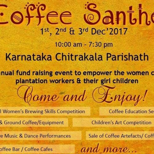 Radio Spot: Coffee Santhe