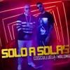 Cosculluela Ft Maluma - Solo A Solas (Intro Short By DJ Yampi) 2017 Portada del disco