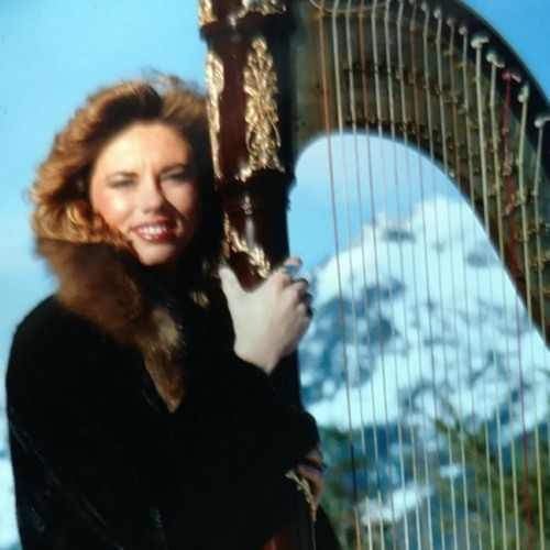 Silver Bells, arr for Harp by Mishelle Renee