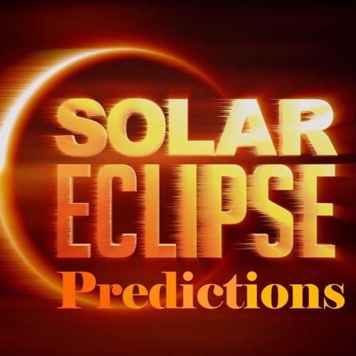 Solar eclipse predictions