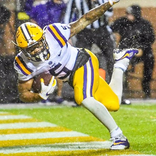1Q Muffed Punt Gives LSU Good Field Position