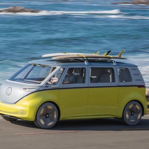 Overdrive: New VW Kombi; Subaru Outback in snow; Windscreen art, Fairies