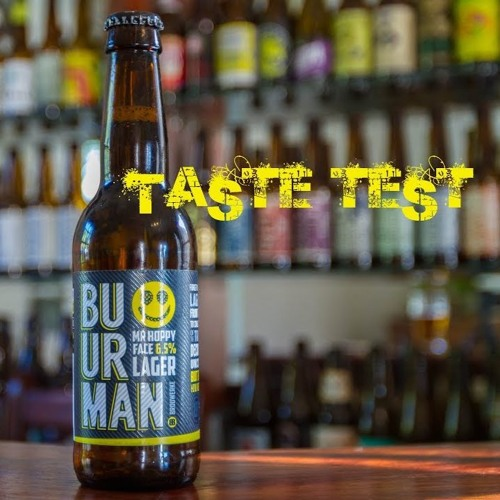 Buurman Hoppy Face Lager IPL Review
