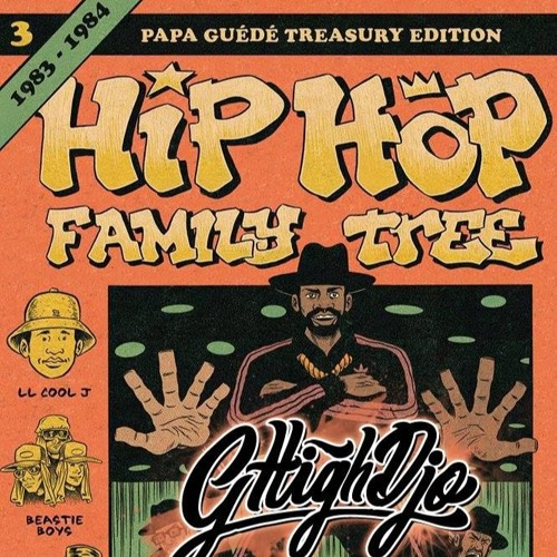 """Mix Hip Hop Old School Breakbeat Funk 1983 - 1984 """"Hip Hop Family Tree 3"""" French OFFICIAL"""