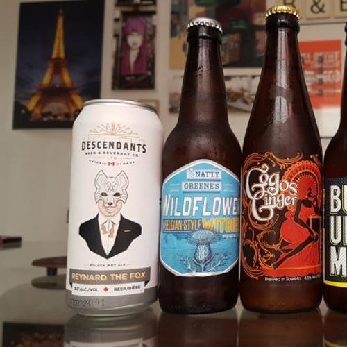 International Beers On #Beertime