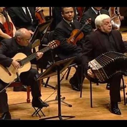 Concerto For Bandoneon, Piano & Guitar (Excerpt Last Movement)