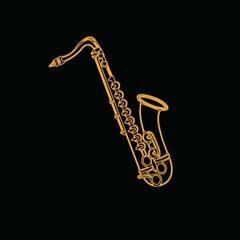 HC Saxophone (beat)