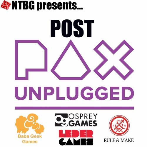 Post-PAX Unplugged 2017
