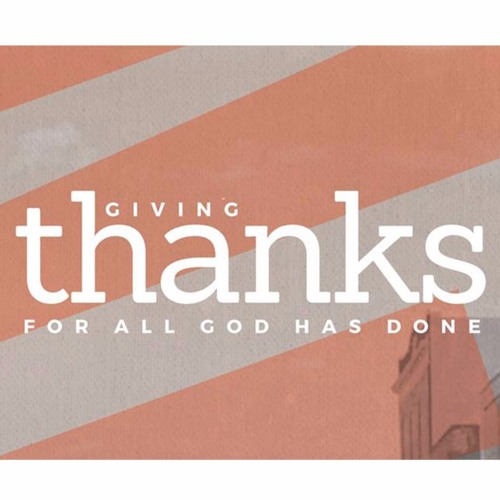 GIVE THANKS SUNDAY