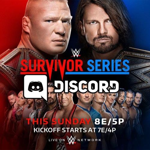 nL Live on Discord - WWE Survivor Series 2017