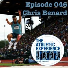 046 - Chris Benard - Triple Jump - 2016 Olympian - 6th At World Championships