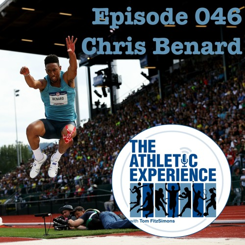 046 - Chris Benard - Triple Jump - 2016 Olympian - 6th At World Championships